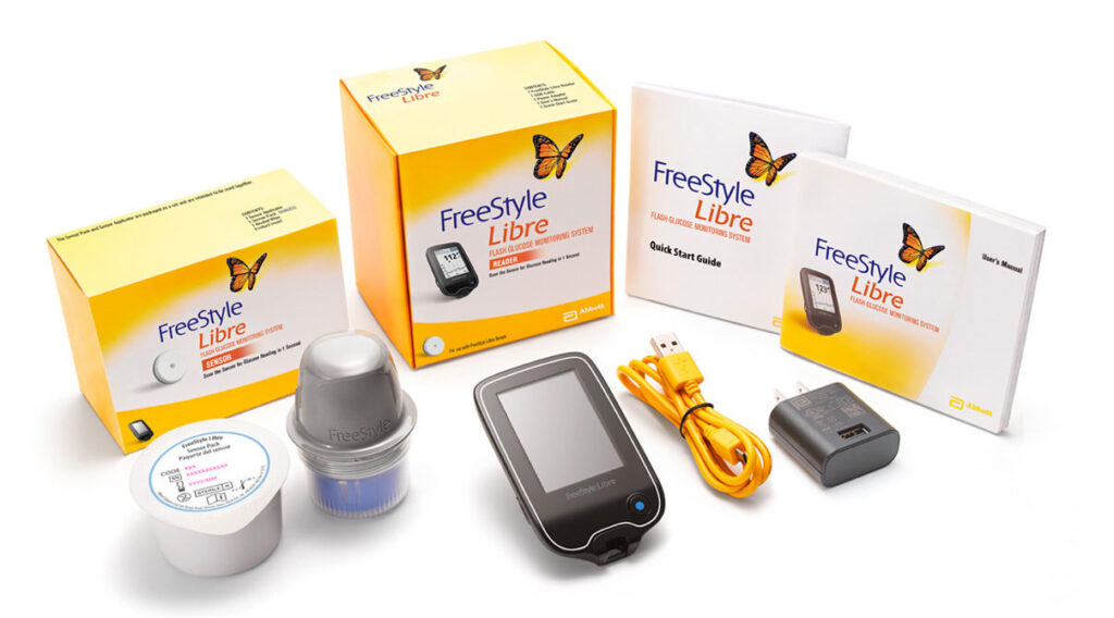 Freestyle Libre Flash